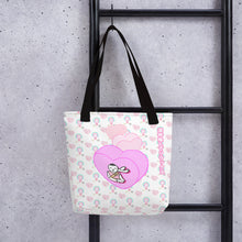 Load image into Gallery viewer, BB Bubble Tote bag - Bunny Buddha