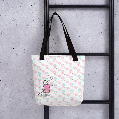BB Crack Pattern Tote bag - Bunny Buddha
