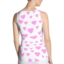 Load image into Gallery viewer, Hearts and Hearts Cozy Dress - Bunny Buddha