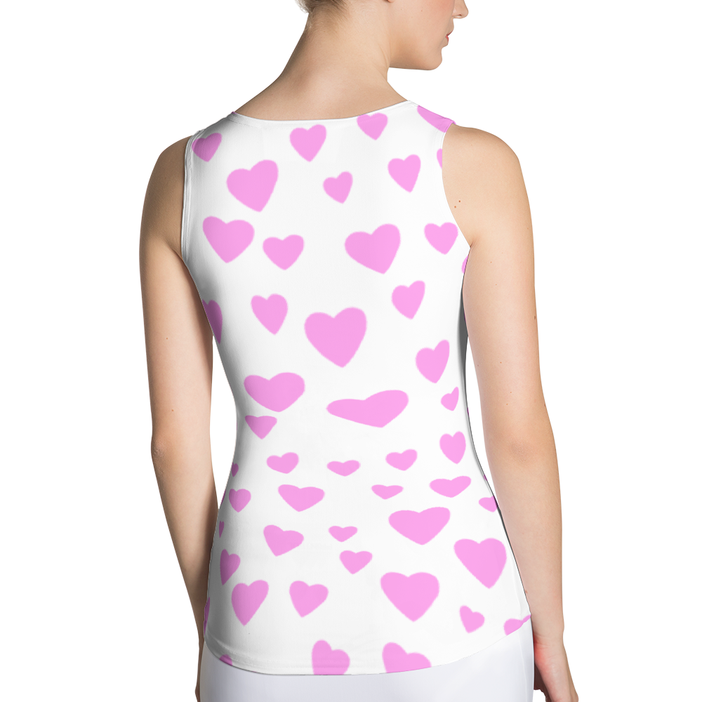 Hearts and Hearts Cozy Dress - Bunny Buddha