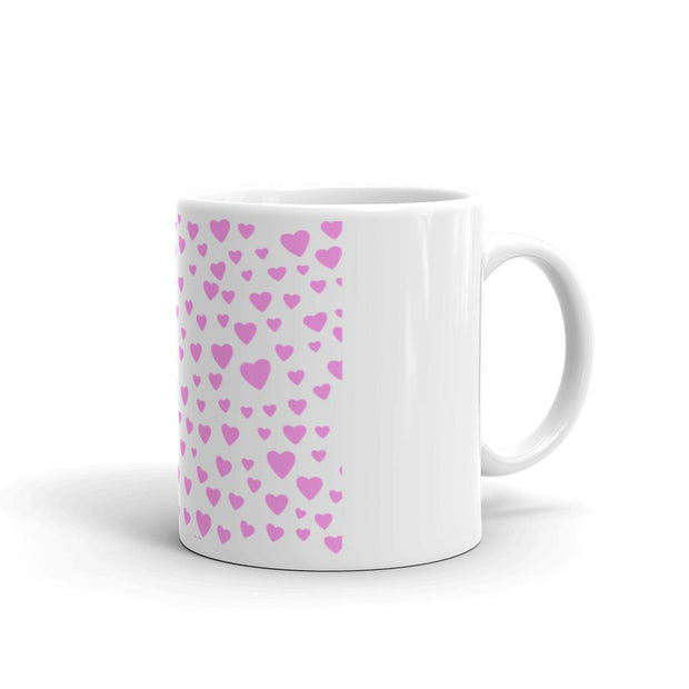 All Heart Mug - Bunny Buddha
