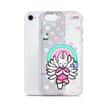 Load image into Gallery viewer, Buddha Arms iPhone Case - Bunny Buddha
