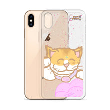 Load image into Gallery viewer, KItty Fluff Fluff iPhone Case - Bunny Buddha