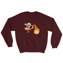 Load image into Gallery viewer, Fire Mario Lit Sweatshirt - Bunny Buddha