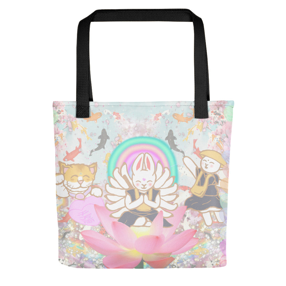 BB LOTUS Tote bag - Bunny Buddha