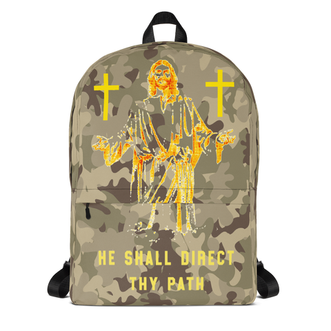 Army Of Christ Backpack - Bunny Buddha