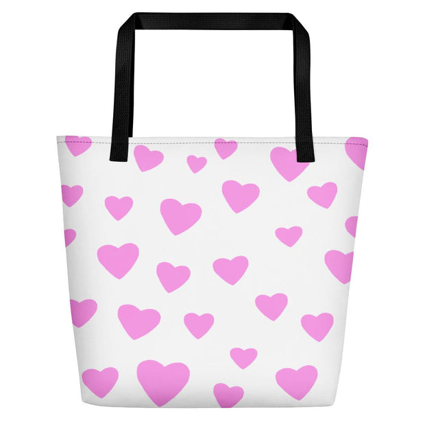 All Heart Beach Bag - Bunny Buddha