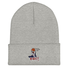 Load image into Gallery viewer, Home Run! Cuffed Beanie - Bunny Buddha
