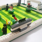 Deluxe Football Pitch w/ 9 Players - Bunny Buddha