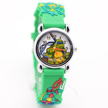 Load image into Gallery viewer, Teenage Mutant Ninja Turtles Quartz Watch - Bunny Buddha