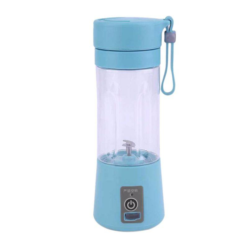 USB Rechargeable Mini Portable Blender / Water Bottle - Bunny Buddha