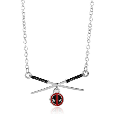 Deadpool Necklace - Bunny Buddha