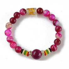 Load image into Gallery viewer, Bunny Buddha™ Beads Bracelet 🔮 📿  The Seven Chakras - Bunny Buddha