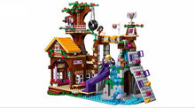 Load image into Gallery viewer, Lego Friends Adventure Camp Tree House - Compatible With Lego® - Bunny Buddha