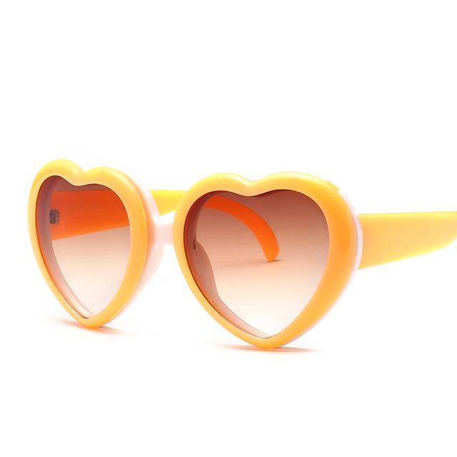 Heart Glasses - Bunny Buddha