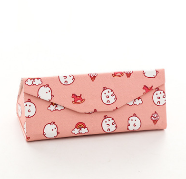 Kawaii Sunglasses Box with Cloth - Bunny Buddha