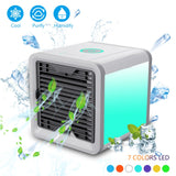 Portable Mini Air Conditioner with LED - Bunny Buddha