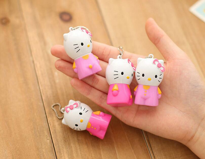 Hello Kitty Kawaii Retractable Ballpoint Pen 0.7mm - Bunny Buddha