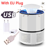 Mosquito Killer UV Lamp - Radiationless w/ USB Charge - Bunny Buddha