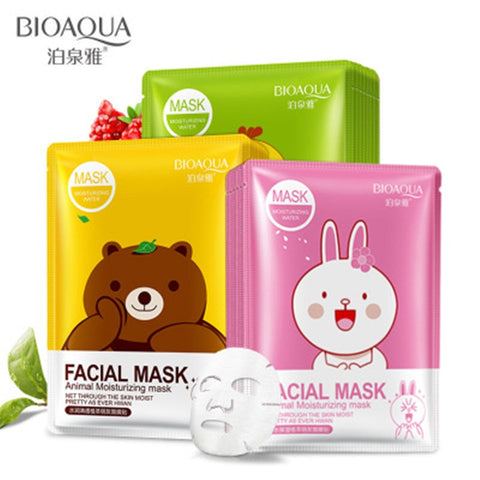 BioAqua Korean Skin Care Mask - Bunny Buddha