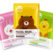 Load image into Gallery viewer, BioAqua Korean Skin Care Mask - Bunny Buddha