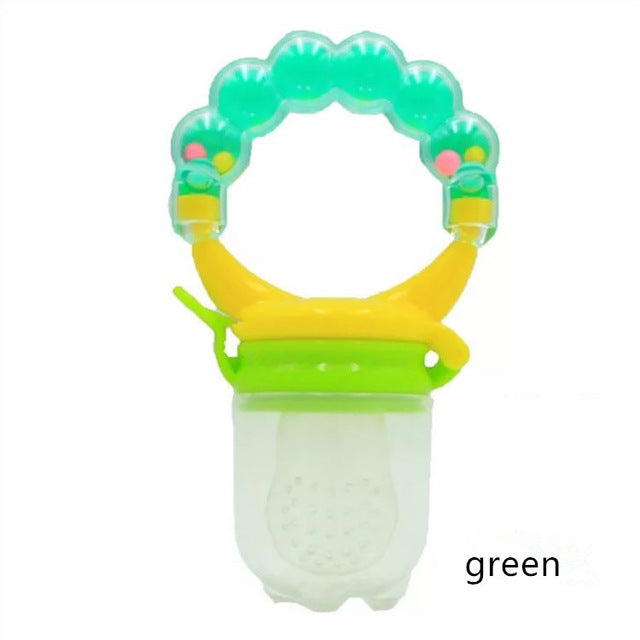 Fruit Nibbler Jelly Bubble Pacifier - Bunny Buddha