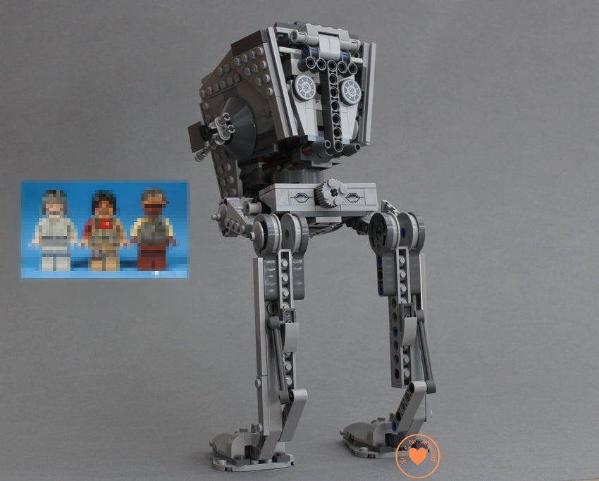 New Rogue One Imperial AT-ST Walker - Bunny Buddha