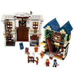 Diagon Alley - Harry's Magical World Brought to Life! - Bunny Buddha