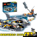 Super Heroes Batman The Batboat Harbor Pursuit - Bunny Buddha