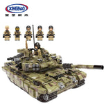 Supreme Tank + Field Support Vehicles - Bunny Buddha