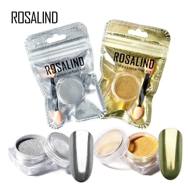ROSALIND Holographic Nail Powder