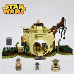 Yoda's Hut w/ Luke Skywalker R2-D2 241 pcs - Bunny Buddha