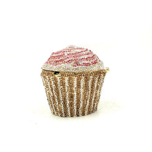 Load image into Gallery viewer, Beautiful Diamonds Colorful Cupcake Purses - Bunny Buddha