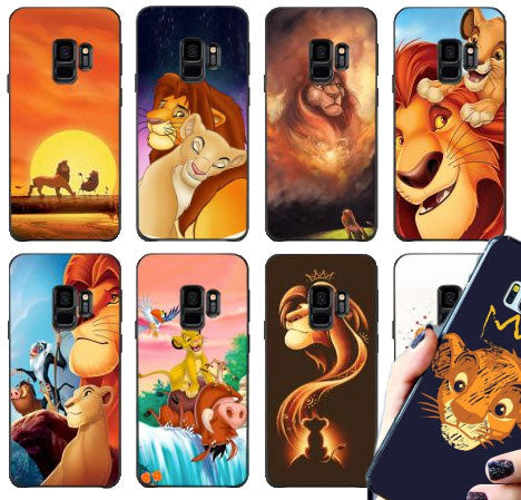 Lion King Cases Samsung S Series - Bunny Buddha
