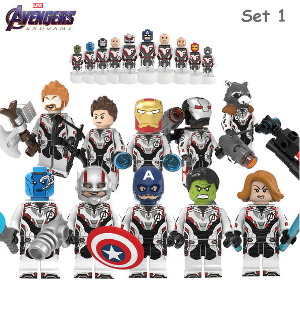 The Avengers Mega Assortment