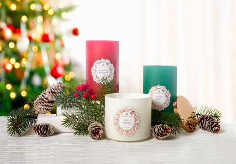 Best Christmas Candles 2018.Best Holiday Candles For 2018 Colonial Candle Colonial