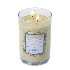 Woodland Willow Jar Candle