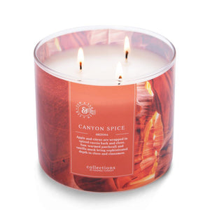 Canyon Spice Jar Candle