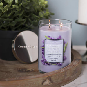 French Lavender Jar Candle