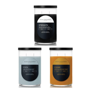 An Inspiring Selection of Contemporary Fragrances, Pack of 3