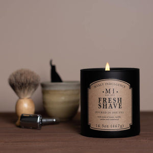 Fresh Shave Jar Candle