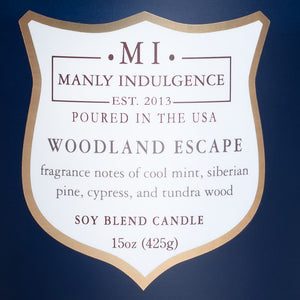 Woodland Escape Jar Candle
