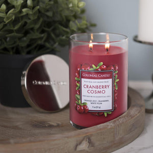 Cranberry Cosmo Jar Candle