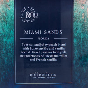 Miami Sands Jar Candle