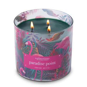 Collections by Colonial Candle, Tropical Collection, 14.5oz, Paradise Point