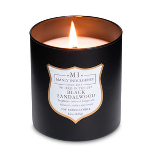 Black Sandalwood Jar Candle