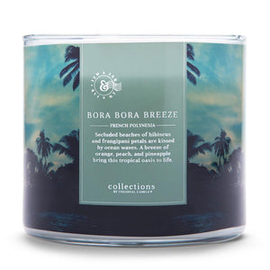 Bora Bora Breeze Jar Candle