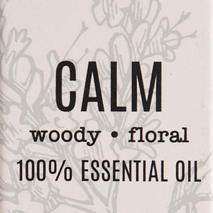 Colonial Essential Oil, 100% Essential Oil Blend, Calm, Patchouli, 0.5 oz, Single