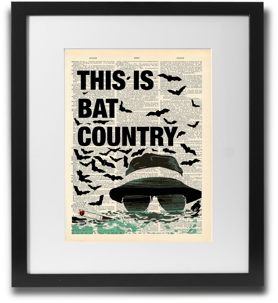 This is bat country. - LimitedAddition