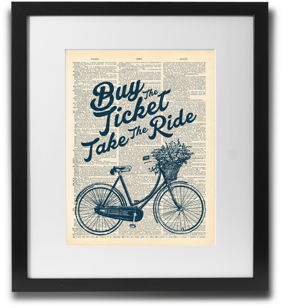 Buy the ticket... (Bike) - LimitedAddition